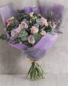flowers: Pink Happiness Bouquet!