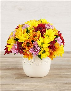 flowers: Petite and Pretty Pot!