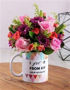 flowers: Magical Mama Mug!