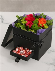 flowers: Beautiful Mothers Day Flowers and Lindt !