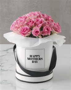 flowers: Paradisal Pink Roses Mothers Day Arrangement!