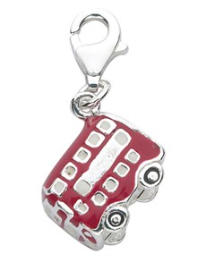 jewellery: Miss Silver Bus Charm!