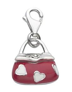 jewellery: Miss Silver Handbag Charm!