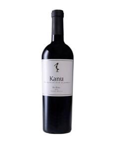alcohol: KANU PINOTAGE 750ML X1!