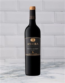 alcohol: ANURA CABSAUV.RES.750ML X1!