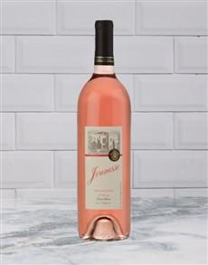 alcohol: BARON HERZOG JEUNESSE PINK MOSCATO 750ML X1!
