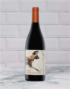 alcohol: PAINTED WOLF GUILLERMO SL PINOTAGE 750ML X1!