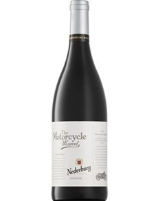 alcohol: NEDERBURG HH MOTOCYCLE MARVEL RHONE 750ML X1!