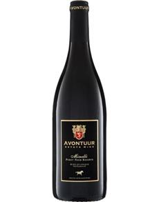 alcohol: AVONTUUR MINELLI PINOT NOIR RESERVE 750ML X1!