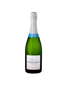 alcohol: BARON ALBERT BRUT UNIVERSELLE 375ML X1!