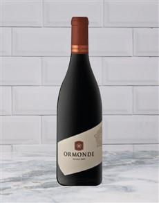 alcohol: ORMONDE BARREL SELECTED RANGE SHIRAZ 750M!