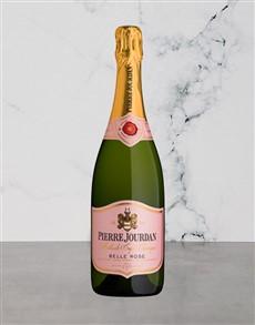 alcohol: Pierre Jourdan Belle Rose 750Ml!