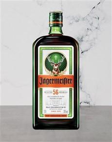 alcohol: JAGERMEISTER 1L X1!