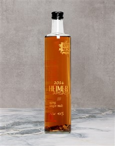 alcohol: HEIMER SINGLE GRAIN WHISKY 750ML X1!