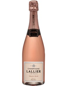 alcohol: CHAMPAGNE LALLIER R.015 BRUT 750ML X1!