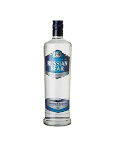 alcohol: RUSSIAN BEAR ENERGY FUSION 750ML!