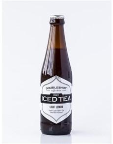 alcohol: DOUBLESHOT CRAFT ICED TEA LIGHT LEMON 330ML!