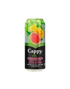 alcohol: CAPPY BREAKFAST BLEND STILL CAN 330ML!