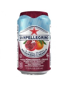 alcohol: SAN PELLEGRINO MELOGRANO E ARANCIA 330ML!