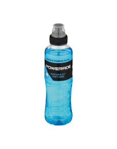 alcohol: POWERADE MOUNTAIN BLAST 500ML!