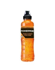 alcohol: POWERADE ORANGE 500ML!