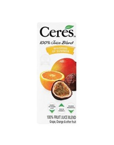 alcohol: CERES WHISPERS OF SUMMER 200ML!