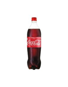 alcohol: COKE 1L PLASTIC!