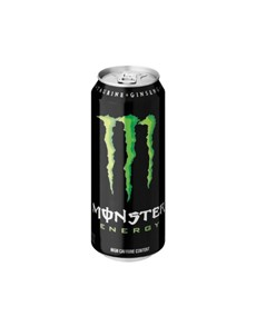 alcohol: MONSTER ENERGY DRINK 500ML!
