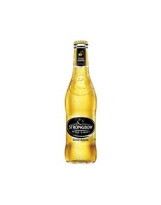 alcohol: STRONGBOW GOLD 330ML NRB!