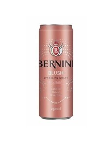 alcohol: BERNINI BLUSH CAN 250ML!