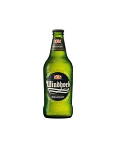 alcohol: WINDHOEK DRAUGHT NRB 440ML!