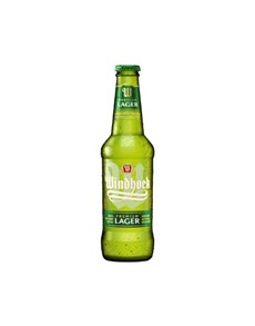 alcohol: WINDHOEK LAGER NRB 330ML!