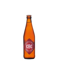 alcohol: CBC AMBER WEISS (RED) 440ML!
