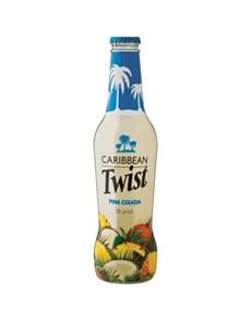alcohol: CARIBBEAN TWIST PINA COLADA 275ML!