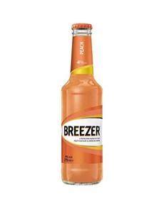 alcohol: BACARDI BREEZER PEACH 275ML!