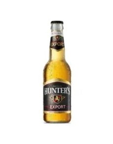 alcohol: HUNTERS EXPORT NRB 330ML!