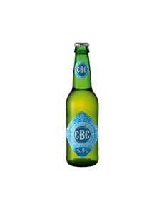 alcohol: CBC LITE LAGER 340ML!