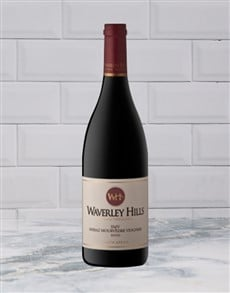 alcohol: Waverley Hills Smv 750Ml!