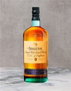 alcohol: The Singleton 12Yr Malt Of Dufftown 750Ml!