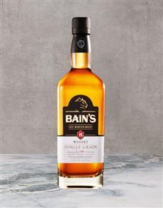 alcohol: Bains Whisky 750Ml!