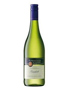 alcohol: Robertson Beaukett (Bukettraube) 750Ml!