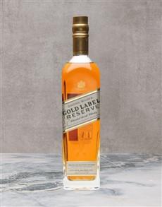 alcohol: Johnnie Walker Gold Reserve 750Ml!