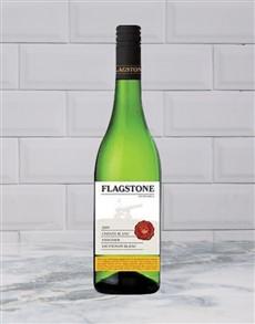 alcohol: Flagstone Noon Gun White Bl.750Ml!