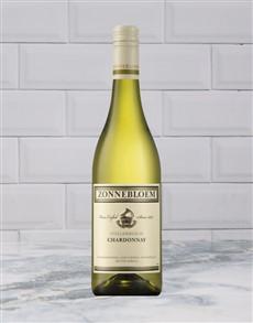 alcohol: Zonnebloem Chardonna 750Ml!