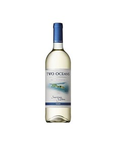 alcohol: Two Oceans Sauv Blanc 750Ml!