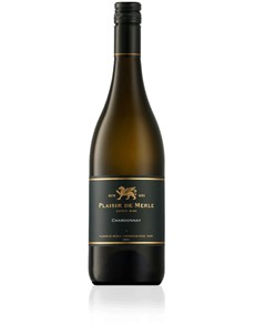 alcohol: Plaisir De Merle Chardonnay 750Ml!