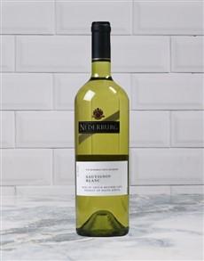 alcohol: Nederburg Wmr Sauv.Blanc 750Ml!