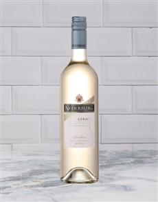 alcohol: Nederburg Lyric 750Ml!