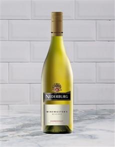 alcohol: Nederburg Wmr Chardonnay 750Ml!