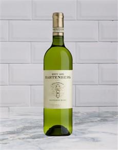 alcohol: Hartenberg Sauv Bl. 750Ml!